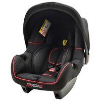 Official Ferrari Gran Tourismo Car Seat Baby Infant Carrier Beone Sp Adac