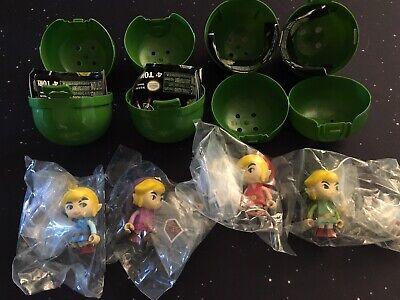 Rinkaku Legend Sacred Beast Gashapon Set of 4 Mini Figure capsule toys SO-TA