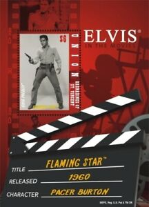 Union-Island-2010-Elvis-Presley-in-the-Movies-Stamp-souvenir-sheet-MNH
