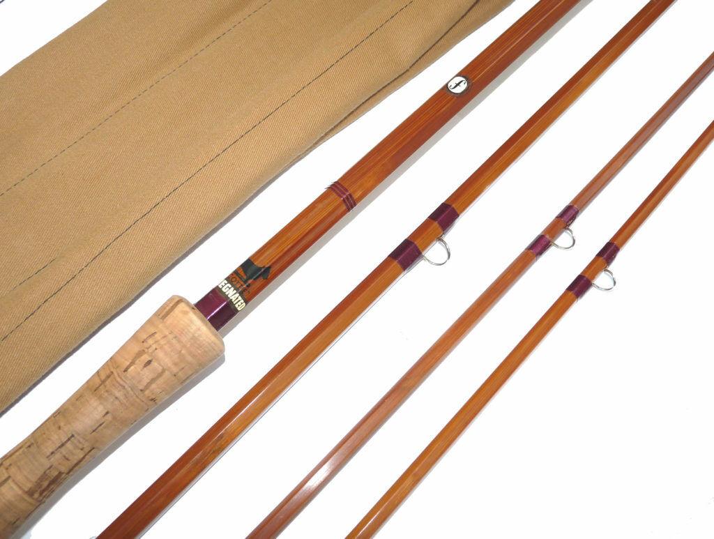 Scharfschützen für Farlow 13's imprägnierte geteilte Zuckerstange Salmon Fliegen Rod mit Spleiß Joi...