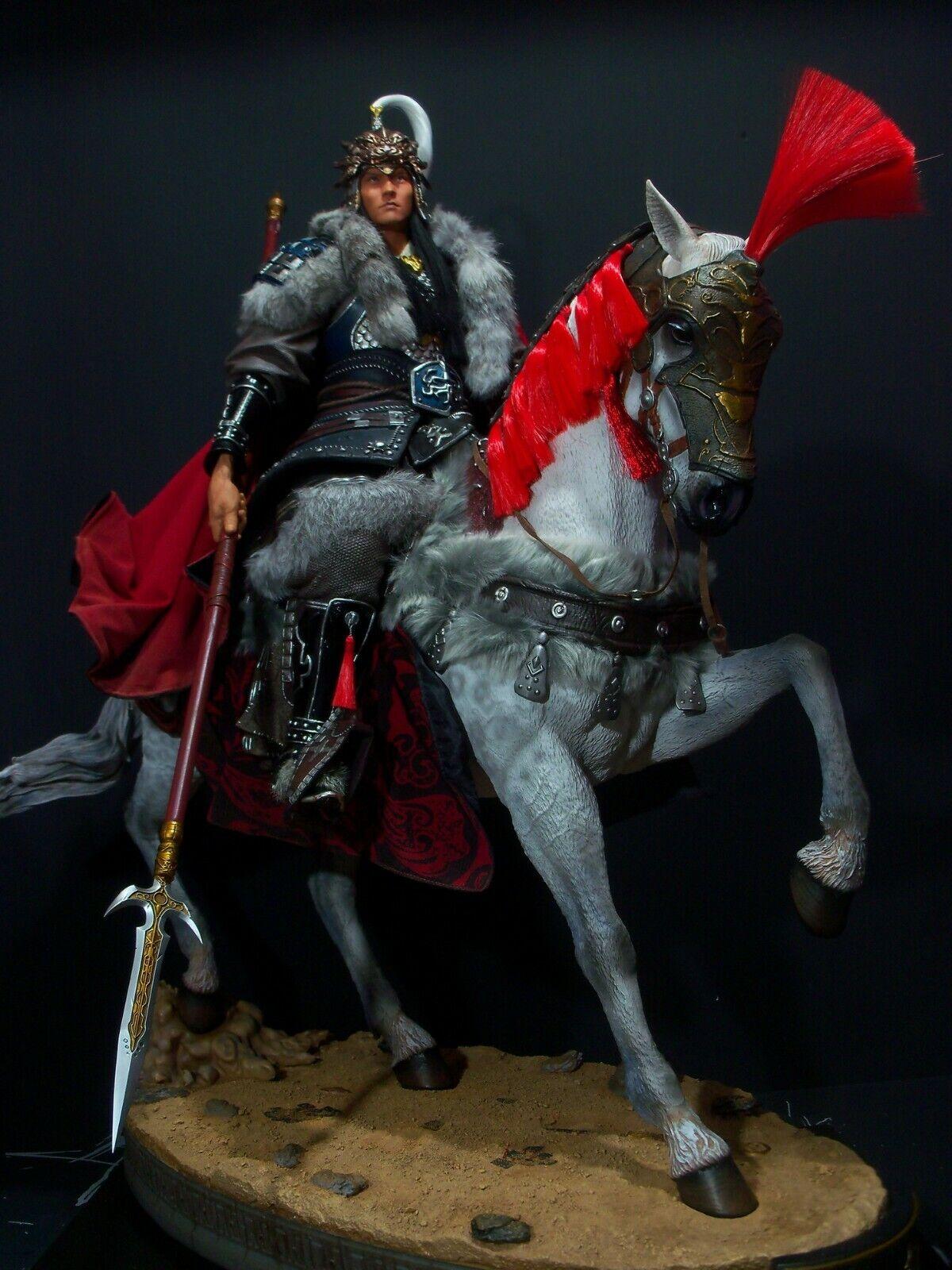 Infinity Studios General Ma Chao Iron Knight 1 4 Statue Premium XM Prime 1