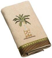 Avanti Linens Banana Palm Hand Towel, Linen , New, Free Shipping on sale