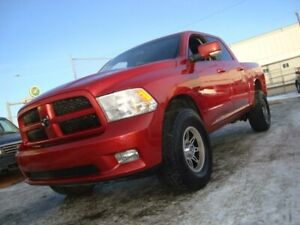 2010 Dodge Ram 1500 4X4 CREW CAB SPORT