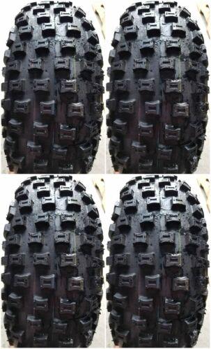 20X7-8 D-929 ATV Knobby Tires Tire DS7316 20x7.00-8 20//7-8 20//700-8 FOUR 4