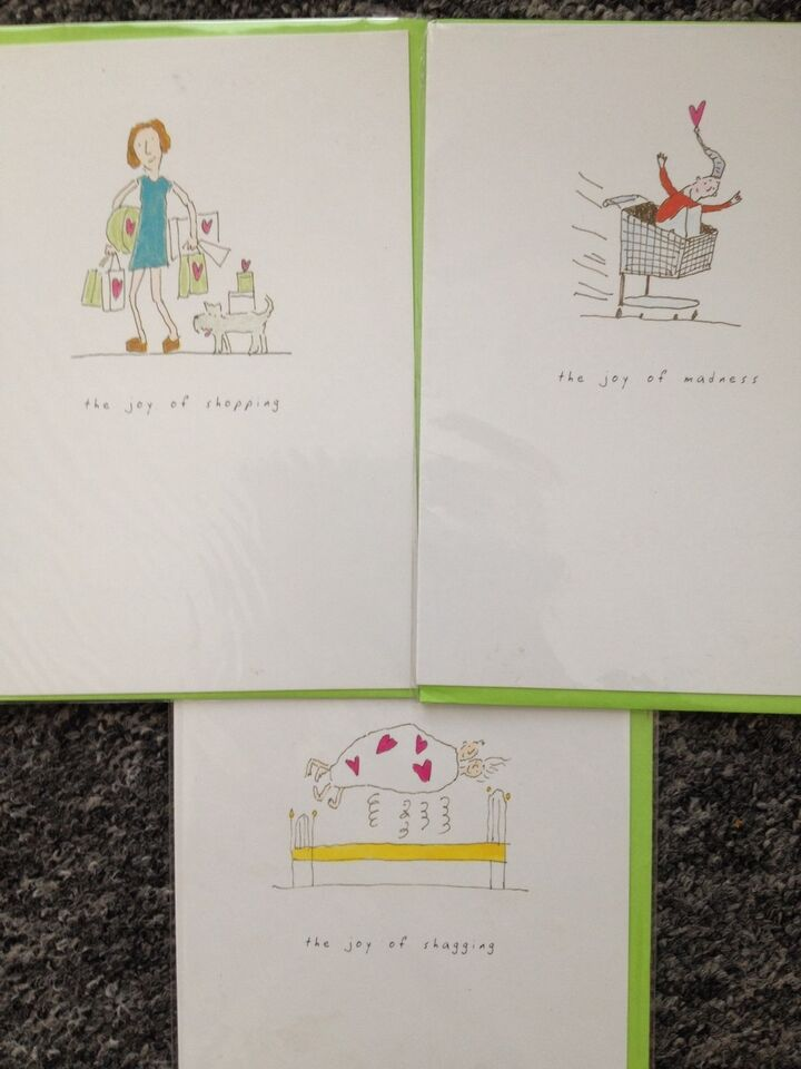 Fødselsdagskort/blandet kort
