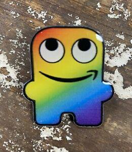 Glamazon Amazon Regenbogen Pride peccy Pin NEU! Amazonas! nur eigentümliche! Kostenloser Versand