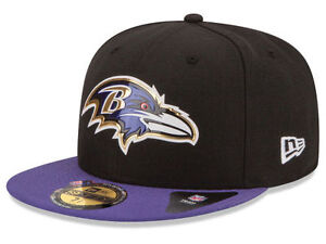 de20adad Details about Official 2015 NFL Draft On Stage Baltimore Ravens New Era  59FIFTY Fitted Hat