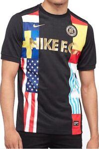Nike F.C. Training Jersey World Cup Soccer 886872-011 888413739898 ... 760bca4a7