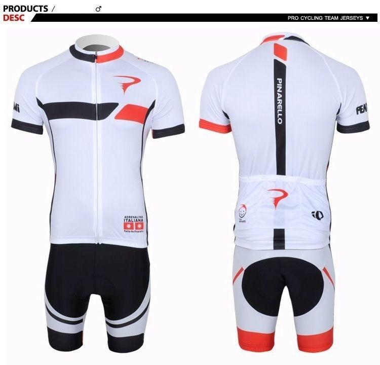 New 2013 Cycling Wear Short Sleeve Jersey Short Bib Set Combo Biking Predection