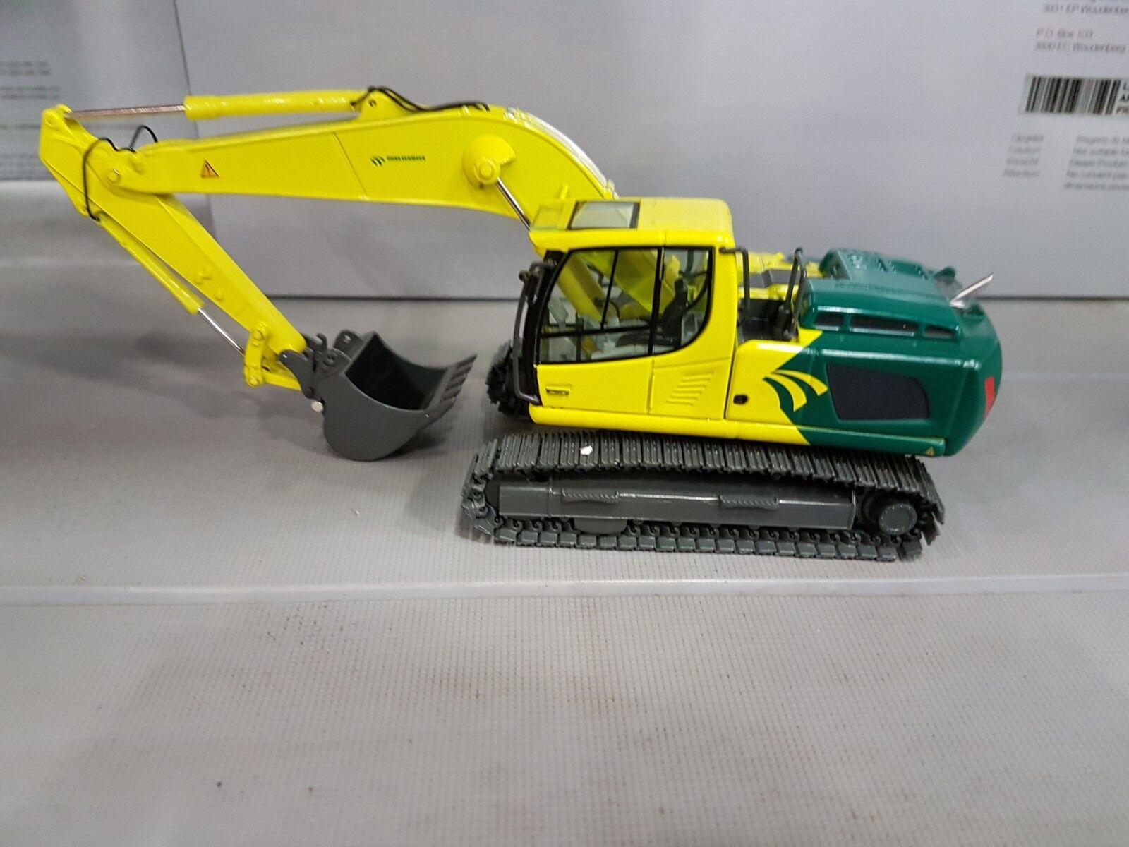 NZG excavadora hidráulica escala 1.50