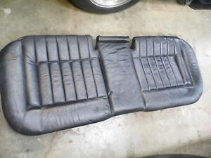 Stupendous Details About 1998 1999 2000 2001 Audi A6 C5 Rear Leather Lower Bench Seat Bottom Cushion Pdpeps Interior Chair Design Pdpepsorg