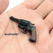 1/6 Revolver From Hot Toys DX05 Indiana Jones Raiders of the Lost Ark Pistol