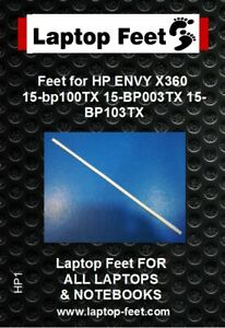 1 pc self adh. by 3M Laptop rubber feet for Sony Vaio Pro 13 compatible set