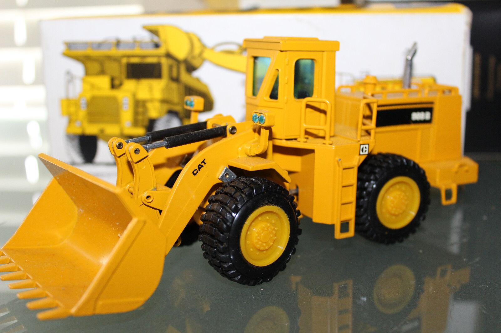 NZG Modelle 1 50 Scale WHEEL-TYPE LOADER CAT 988 B (Art Nr. 167)