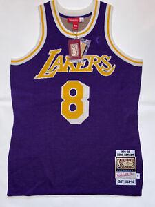 Clot x Mitchell & Ness Kobe Bryant Lakers Throwback Jersey ...