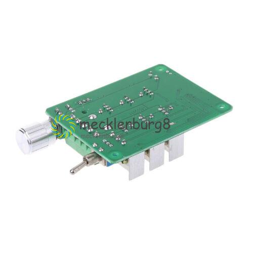 BLDC 15A DC 5-36V 3 phases Brushless Sensorless Fan Drive Motor Speed Controller