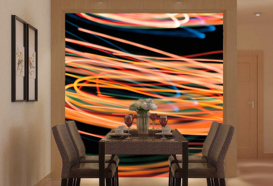 3D Farbe Stripes 887 Paper Wall Print Wall Decal Wall Deco Indoor Murals