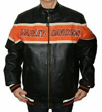 GENUINE LEATHER HARLEY DAVIDSON JACKET UNISEX