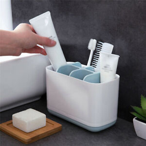 Large-Toothbrush-Holder-Bathroom-Toothpaste-Storage-Organizer-Rack-Pot-Tidy