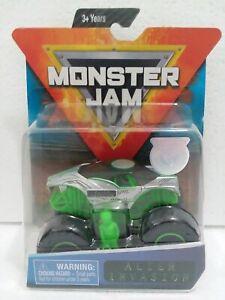 Alien-Invasion-Arena-Favorites-2019-Spin-Master-Monster-Jam-1-64-Scale-Truck
