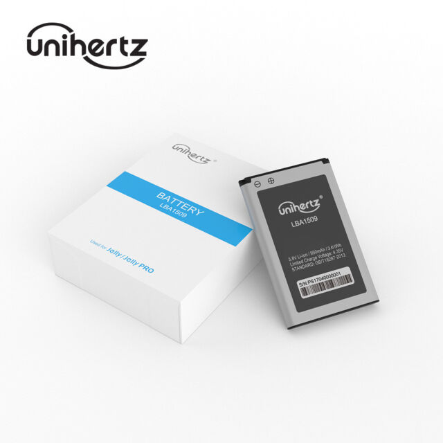 Unihertz Original Replacement Battery 950mAh for Jelly Pro 4G Smart Phone ABJ-01