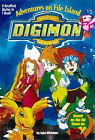 Digimon Digital Monsters: Adventures on File Island: Bk.1: Novelisation by John Whitman (Paperback, 2000)