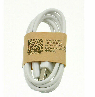 Original For Samsung Galaxy S4 S3 Note USB Data Charging Cable Cord Sync Charger