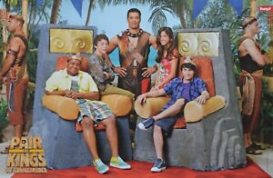 PAIR-OF-KINGS-A3-Poster-42-x-28-cm-Die-Koenigsbrueder-Mitchel-Musso-Clippings