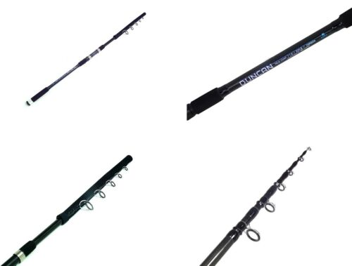4,70 caña de pescar carbontelerute carpas carp karpfenrute carbon 3lbs duncan 110737