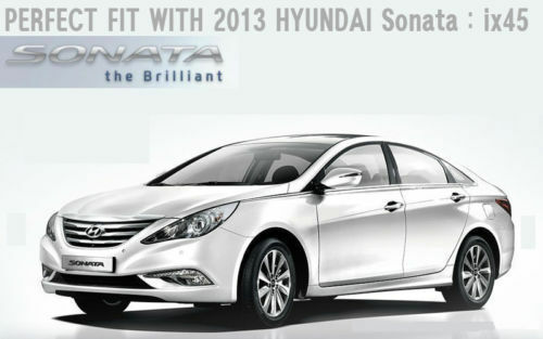 YF Sonata OEM Genuine Interior Vanity Lamp LH RH Gray for 2011 2015 Hyundai i45