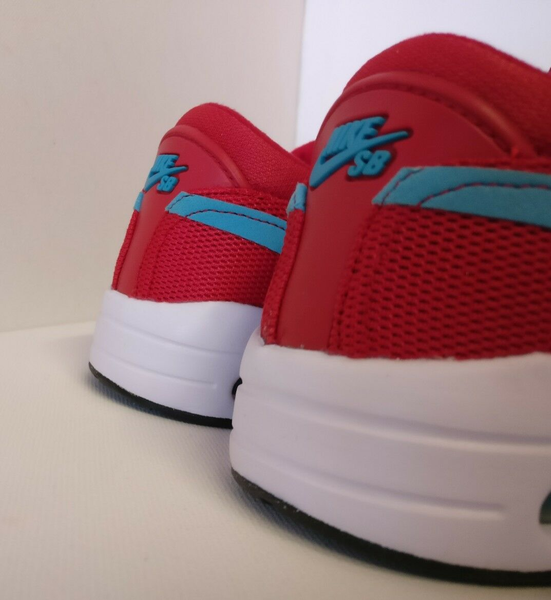 Nike SB Eric Koston Max OMG UK 5 University ROT OMG Max Blau Weiß 833446641 779d50