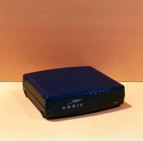Lot of 10 ARRIS Touchstone CM820A Cable Modem 300 Mbps Tested!