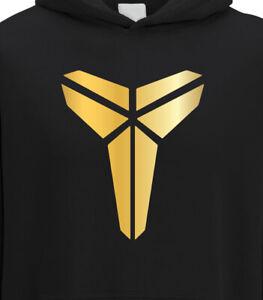 Kobe Bryant Hoodie Logo LA Basketball