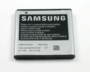 OEM Samsung EB575152VU Cell Phone Battery Galaxy SL GT-i9003 Galaxy S i9000