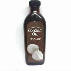 100-Puro-Organico-Aceite-De-Coco-Para-Skin-Crema-Hidratante-Y-El-Crecimiento-Del-Cabello-150ml