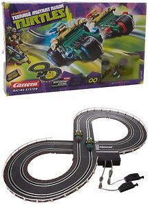 Teenage-Mutant-Ninja-Turtles-RC-IR-Remote-Control-Slot-Car-Race-Track-4-Carrera