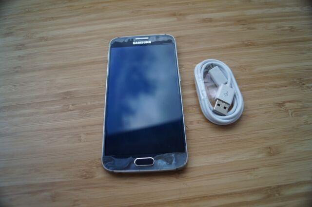 5/10 COND Samsung Galaxy S6 SM-G920I - 64GB - Black Sapphire AU STOCK