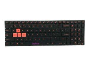 New for ASUS ROG Strix GL702 GL702VT GL702VS GL702VM laptop backlit US keyboard