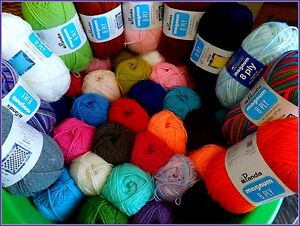 Panda-Magnum-8-PLY-100g-x-1-Ball-Acrylic-Crochet-Knitting-Yarn-CLEARANCE-SALE