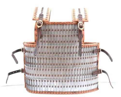 child size lamellar armor for youth combat SCA or similar.