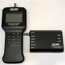 Dark System Tester Dst 5000 Amp Transmitter Dstr 5000 Coaxial Cable Satellite