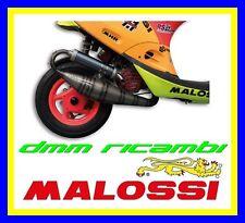 Marmitta MALOSSI SCOOTER RACING MHR BIG BORE Ø52 PIAGGIO ZIP NRG GILERA RUNNER