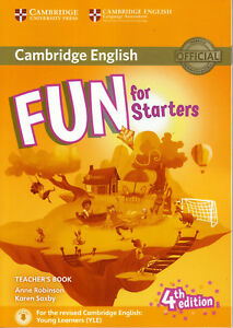 1400e0dfef4fb Image is loading Cambridge-English-FUN-FOR-STARTERS-4th-Edition-for-