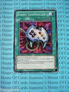 - Common 1st Edition SDBE-EN032 Near Mint 3 x Enemy Controller