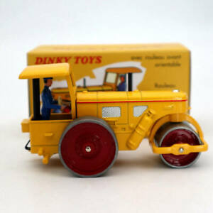 Atlas-Dinky-toys-830-Rouleau-Compresseur-Richier-Diecast-Models-Car-Collection