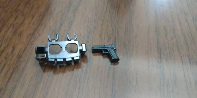 CUSTOM for lego USP pistol  X1 Tactical Belt A3 X1