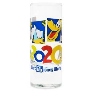 Disney-Parks-Mickey-Mouse-e-Amici-Mini-Vetro-Walt-Disney-World-2020-Nuovo