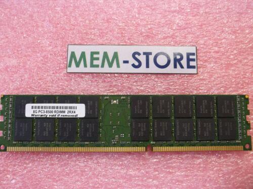 1X8GB DDR3 1066MHz PC3-8500R Memory Dell Precision R5500 T5500 A5276606 8GB