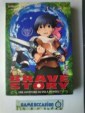 BRAVE STORY UNE AVENTURE AU DELA DU REEL ! - KAZE  /  DVD