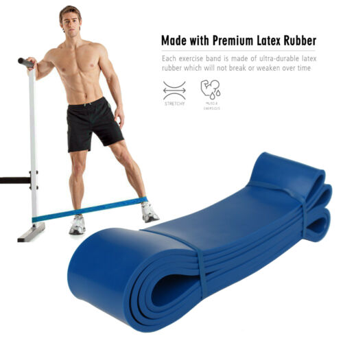 Lot AU Resistance Loop Exercise Bands for Legs and Butt Exercise Workout Bands